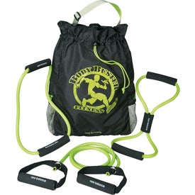 New Balance Core Resistance Bands and Fitness Bag