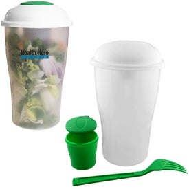 Custom The Newton Salad Shaker