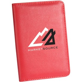 Nomad Passport Holder Printed with Your Logo