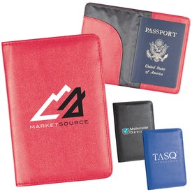 Nomad Passport Holder Giveaways