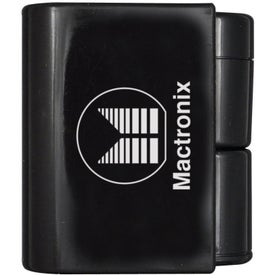 Imprinted Nomad Travel Adapter