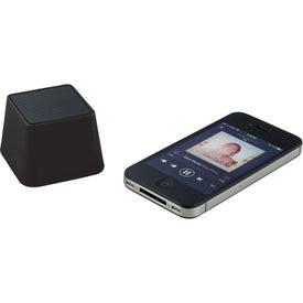 Logo Nomia Bluetooth Speaker