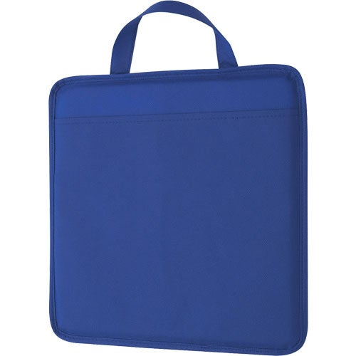 Royal Blue Non-Woven Stadium Cushion
