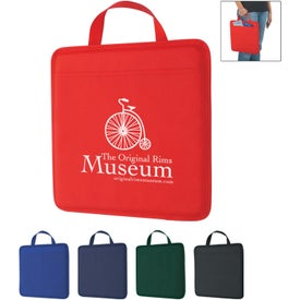 Non-Woven Stadium Cushion for Marketing