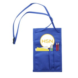 Non Woven Trade Show Badge Holder