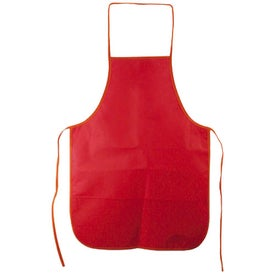 Non-Woven All Purpose Apron for Advertising