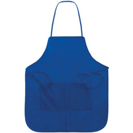 Non-woven Full Apron for your School