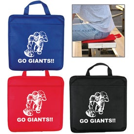 Nonwoven Stadium Cushion