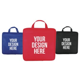 Nonwoven Stadium Cushion with Your Logo