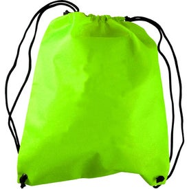 Non-woven Drawstring Back Pack in a Bottle for your School