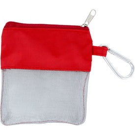 Advertising Note Travel Pouch