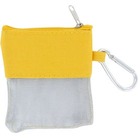 Note Travel Pouch Branded with Your Logo