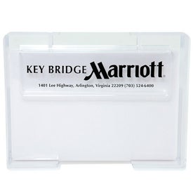 Logo Note Tray