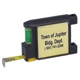 Customized Notepad Tape Measure