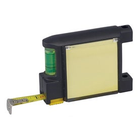 Branded Notepad Tape Measure