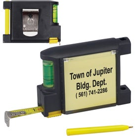 Notepad Tape Measure