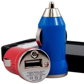 Nugget USB Car Power Adaptor