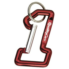 Number 1 Carabiner