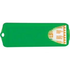 Promotional Nuvo Bandage Dispenser with Standard Bandages