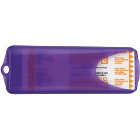 Nuvo Bandage Dispenser with Standard Bandages for Promotion