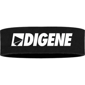 Logo Nylon Adult Wrist Bands