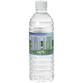 Promotional Oasis Sports Cap Bottled Spring Water