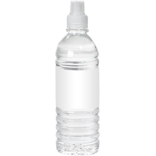 White Oasis Sports Cap Bottled Spring Water