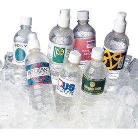 Oasis Sports Cap Bottled Spring Water (16.9 Oz.)