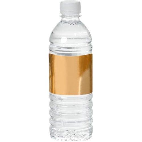 bottled spring water: