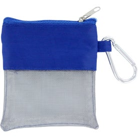 Office Pouch Branded with Your Logo