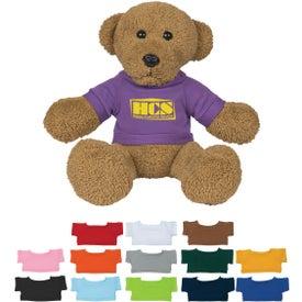 "Ole' Time Rag Bear Plush (8.5"")"