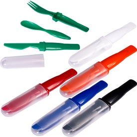 On The Go Flatware Set for Your Company