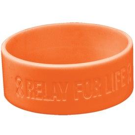 Custom One Inch Wristbands