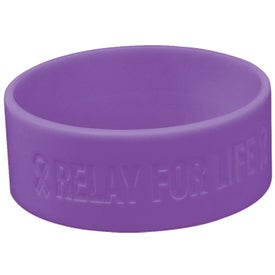 One Inch Wristbands for Advertising