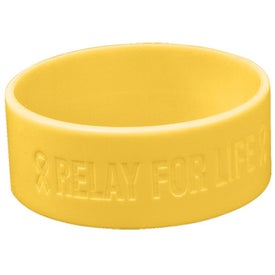 Personalized One Inch Wristbands