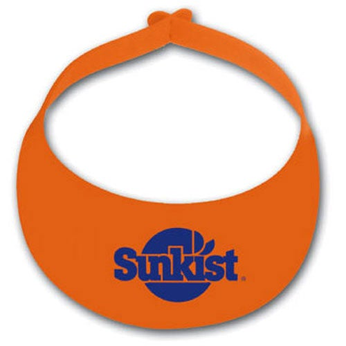 One-Piece Economy Foam Visor