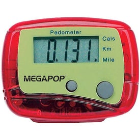 One Step Pedometer