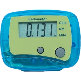 One Step Pedometer for Marketing