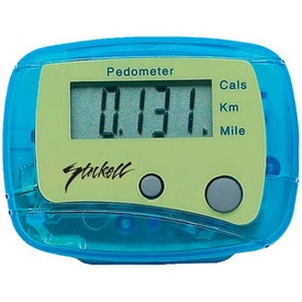 One Step Pedometer for Your Company