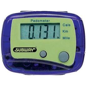Customized One Step Pedometer