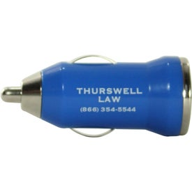On-The-Go USB Car Charger for Customization