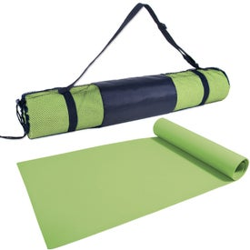 Monogrammed On-the-Go Yoga Mat