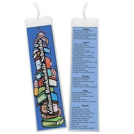 Open Sleeve Bookmark