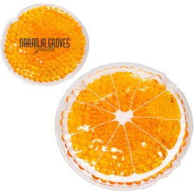 Orange Hot and Cold Pack
