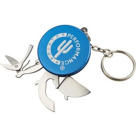 Orbit Multi Tool Keychain for Your Company