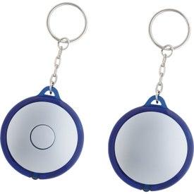 Customized Orbital Light Key Chain