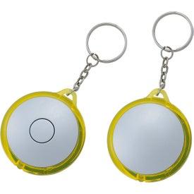 Personalized Orbital Light Key Chain