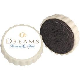 Monogrammed Oreo Delight Cookies