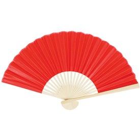 Custom Oriental Folding Fan