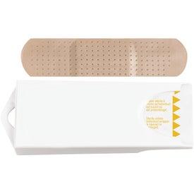 Customized Original White Dispenser with Standard Bandages